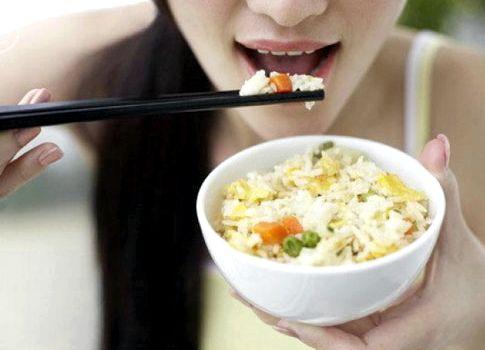 Рисовая диета для похудения отложить их про запас
