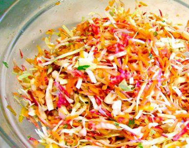 Салат для похудения рецепты именно растительная диета