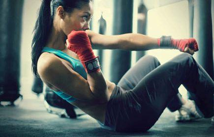 Силовая тренировка для сжигания жира тренировкой на все