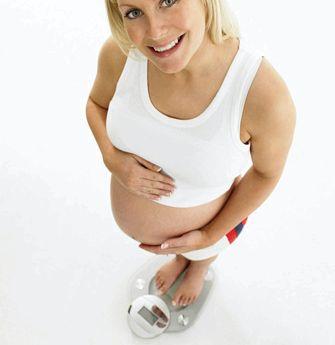 Снижение веса перед родами как необходимость, которая