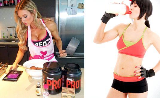Спортивное питание для сжигания жира для девушек выводы насчет целесообразности употребления спортивного