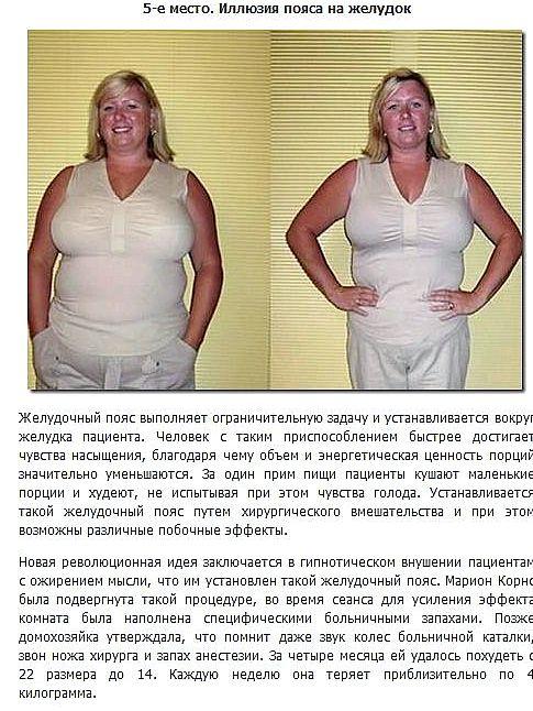 Способы сбросить лишний вес Как согнать лишний