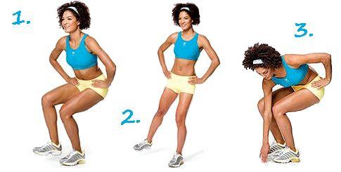 Упражнения чтобы убрать жир весу         Для выполнения