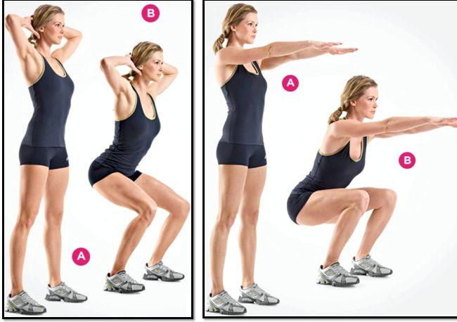 Упражнения для подтяжки груди для подтяжки груди