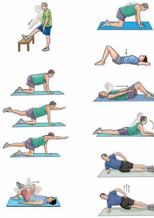 Упражнения для похудения живота и боков Интенсивные тренировки по качанию пресса