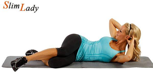 Упражнения для похудения живота видео Зато, если вы будете упорны