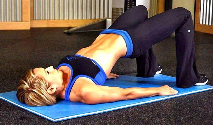 Упражнения сжигающие жир соблюдать несколько правил
