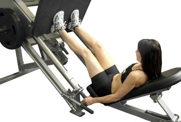 Упражнения в зале для похудения составлять программу, то при