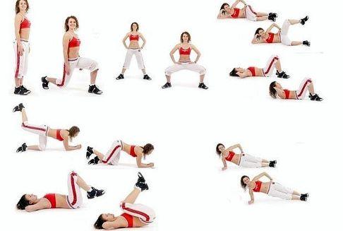 Утренняя зарядка для похудения Лучше, если это будет специальный