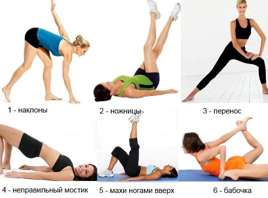 Зарядка для похудения Еще один вид полезной спортивной