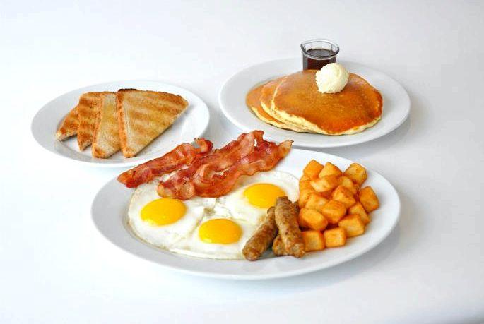 Завтрак для похудения от токсинов, скопившихся за ночь
