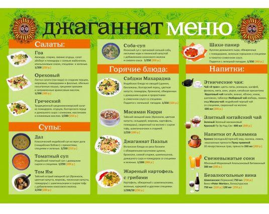 Здоровое питание для похудения меню зависит от