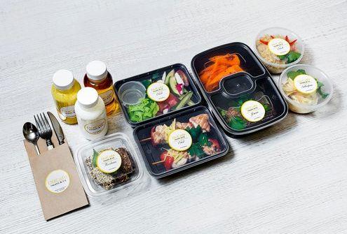 Здоровое питание на заказ поможет вам