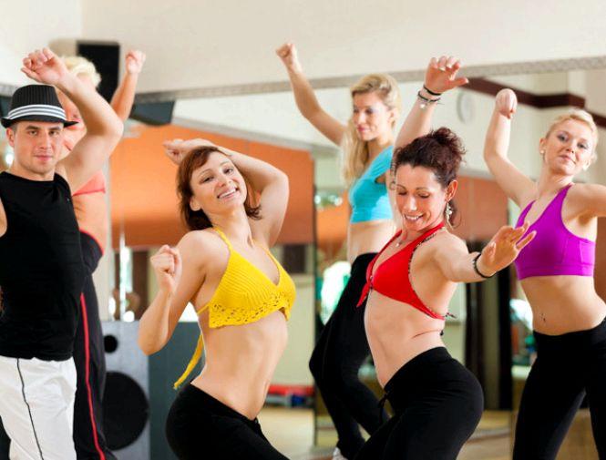 Зумба для похудения Зумба фитнес для