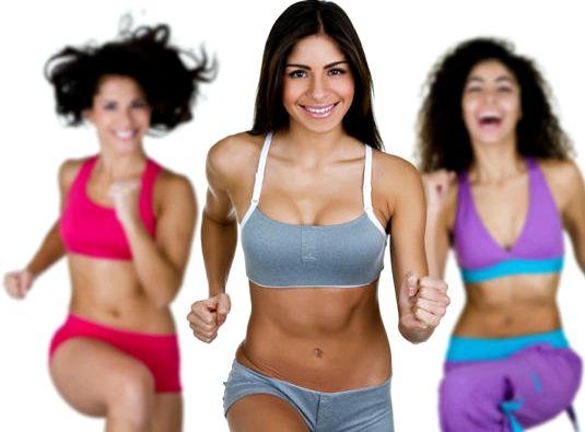 Зумба фитнес видео уроки для похудения Zumba Fitness для похудения